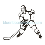Hockey Image #HY152