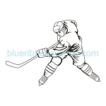 Hockey Image #HY153