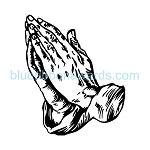 Praying Hands Image #PR151