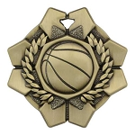 Imperial Basketball Medal