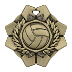 Imperial Volleyball Medal