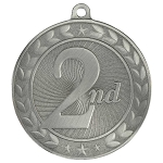 Illusion 2nd Place Medal