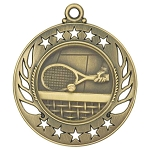 Galaxy Tennis Medal