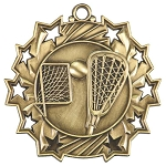 Ten Star LaCrosse Medal