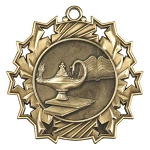Ten Star Honor Roll Medal