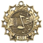Ten Star Music Medal