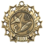 Ten Star Science Medal
