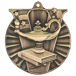 Victory Lamp of Knowledge Medal