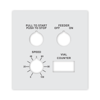 Engraved Control Panel