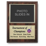Photo Holder Plaque Full Color Plate