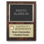 4x6 Photo Holder Plaque