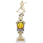 Softball All Star Riser Trophy