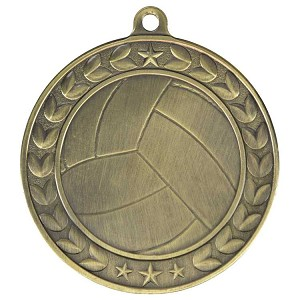 Illusion Volleyball Medal